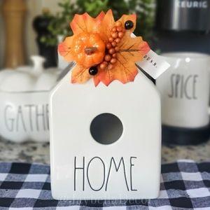 Rae Dunn HOME Birdhouse for Farmhouse Decor